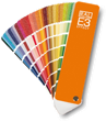 RAL E3 color fan