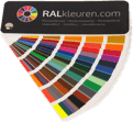 RAL K7 color fan